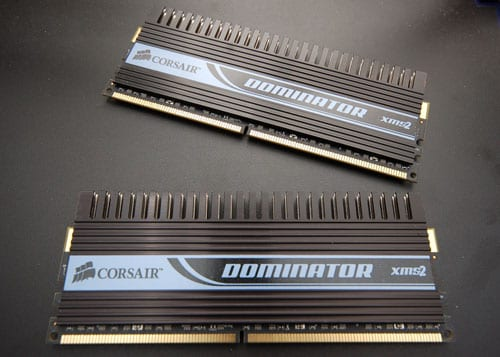 RAM EVILNESS from CORSAIR!