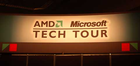 The AMD Tech Tour Train Stops in Vancouver