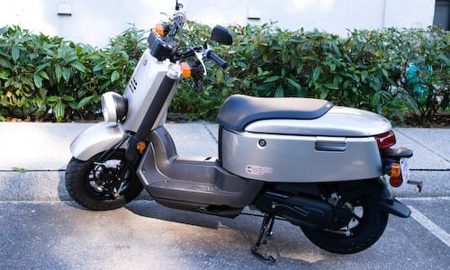 I'm a Proud Owner of a 2007 Yamaha C3 Scooter! - Stephen Fung DOT NET