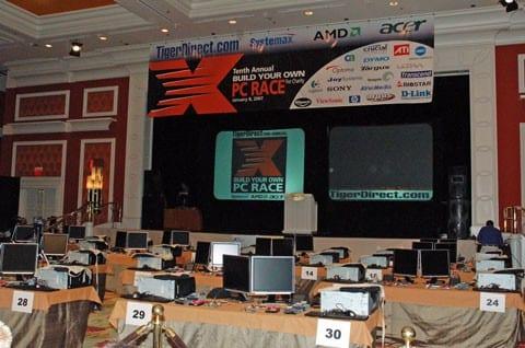 Charity PC Race