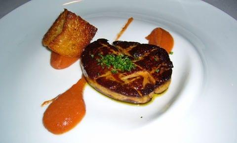 Foie Gras is good grub!