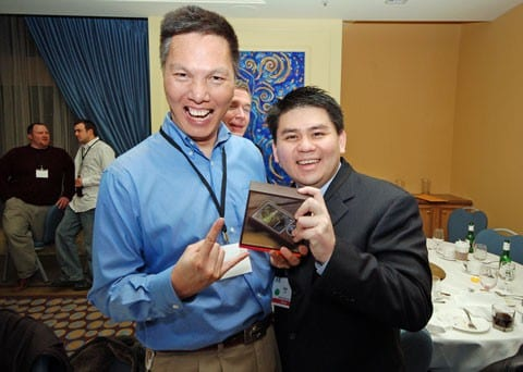 Damn it!  Not John Chow!
