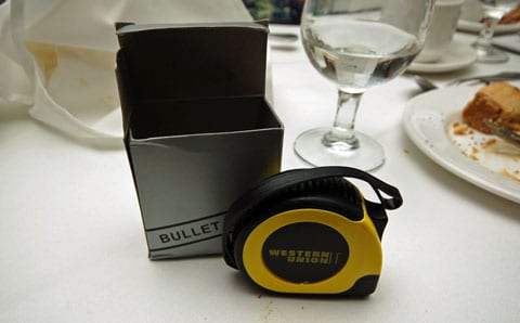 You Measure Your Success With This…