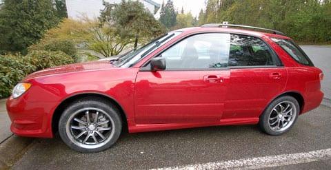 2007 Subaru Impreza 2.5i Wagon