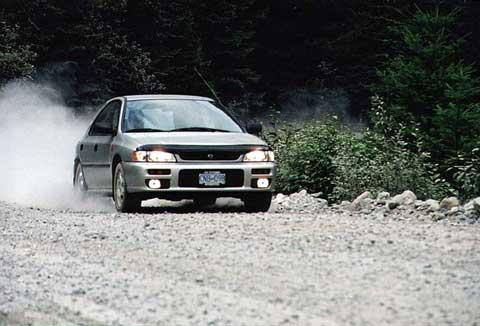 RIP - My Subaru Impreza Wagon 1999 - 2007