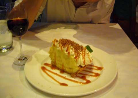 The World Famous Emeril Banana Cream Pie