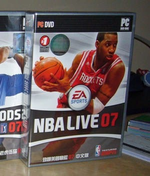 NBA Live 2007 is up for grabs!