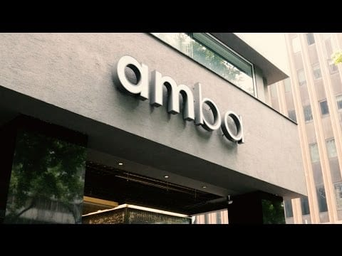 Video - Amba Hotel Hotel Room Tour (Zhongshan) - Taipei, Taiwan